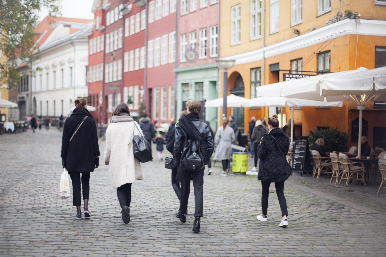 Vilma P. visiting Copenhagen
