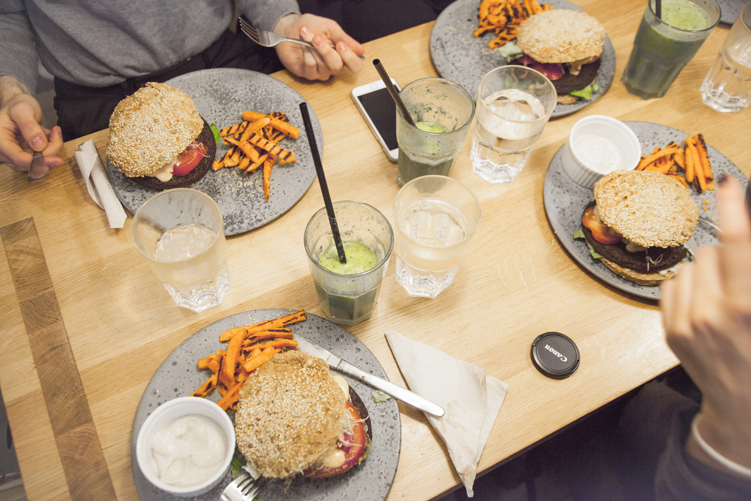Healthy Restaurants In Copenhagen by Vilma P.