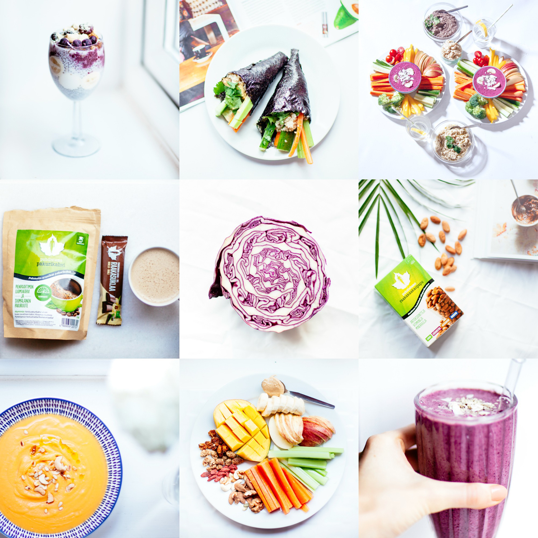 vegaaniruoka